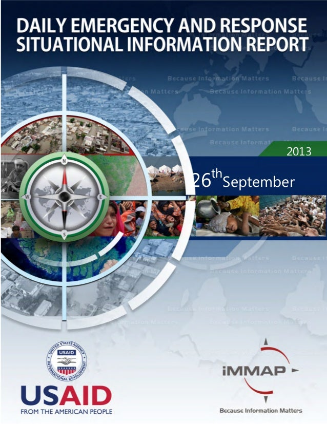 Daily emergency and response situational information report 26th sep-2013.pdf