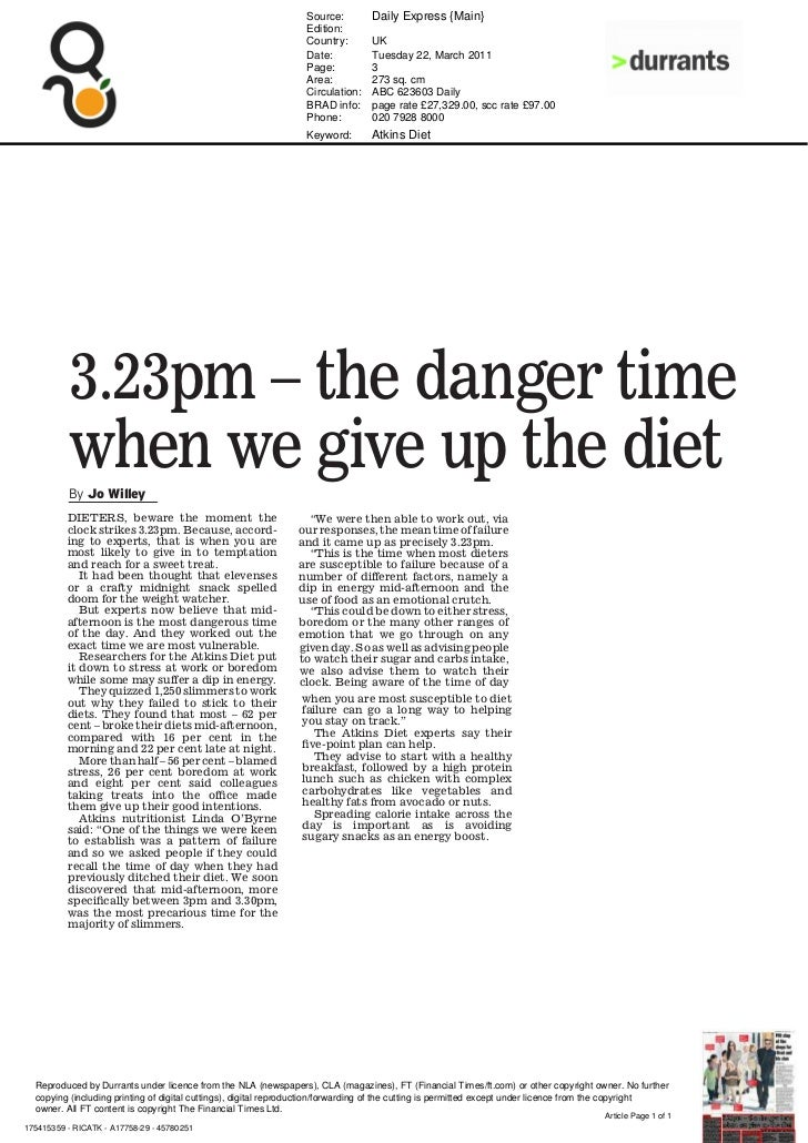 Source:         Daily Express {Main}                                                                 Edition:             ...