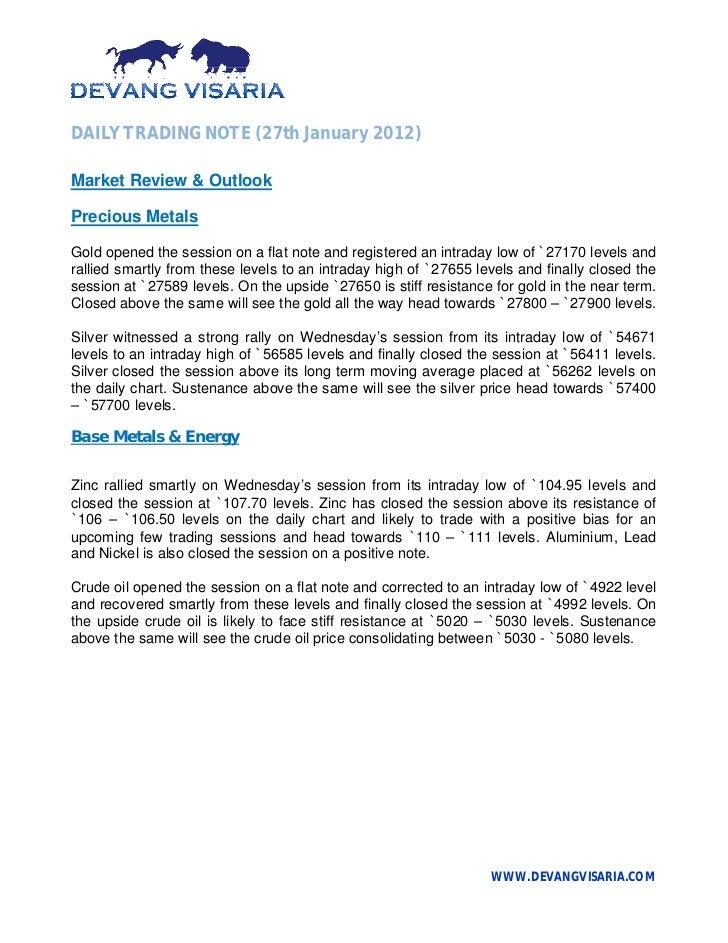 Stock Market, Share Market, Commodity Tips By Devang visaraia,