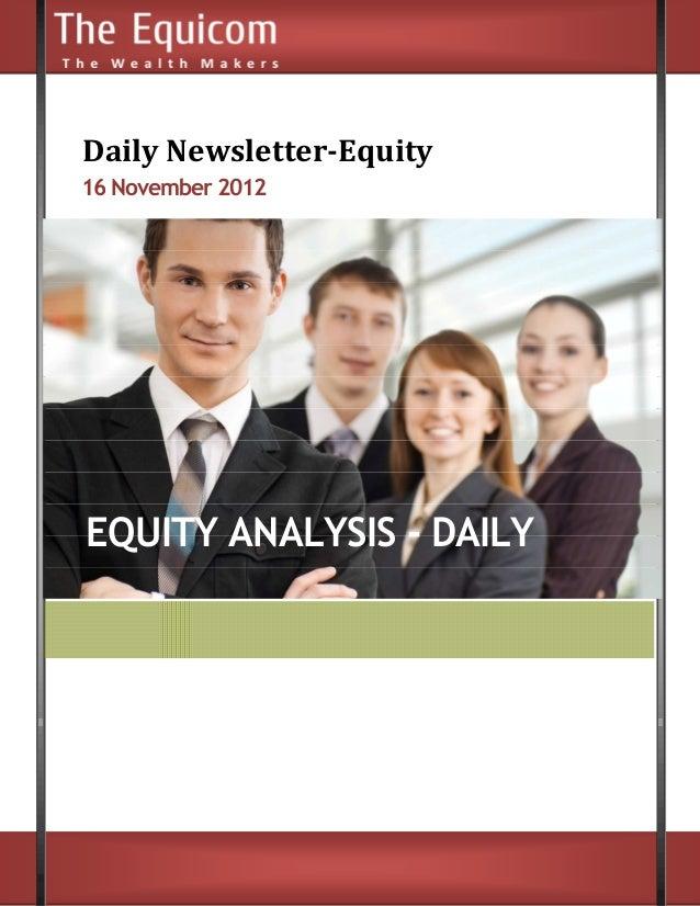 Daily news letter 19 nov2012(2)