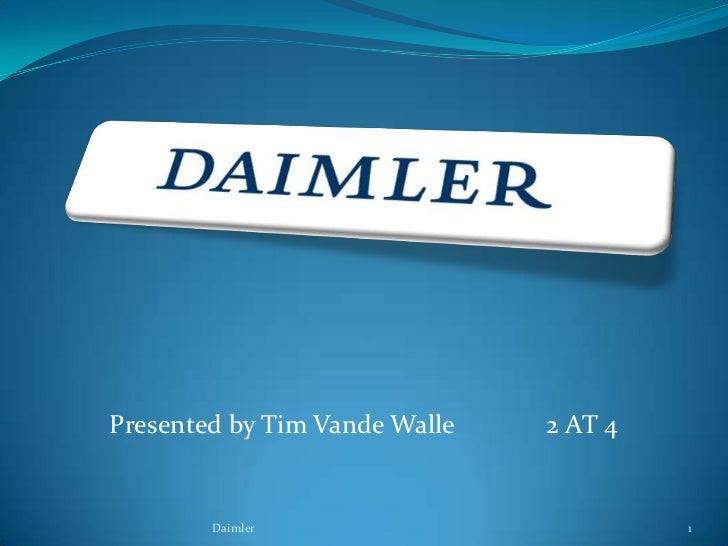 daimler chrysler merger analysis This article highlights the merger of daimler and chrysler the daimler chrysler merger proved to be a costly mistake for both the companies.