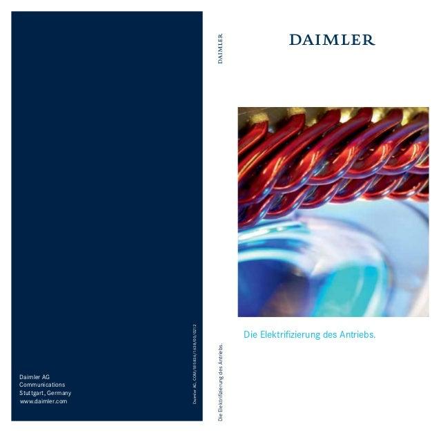 Daimler elektrifizierung des_antriebs_2012_de