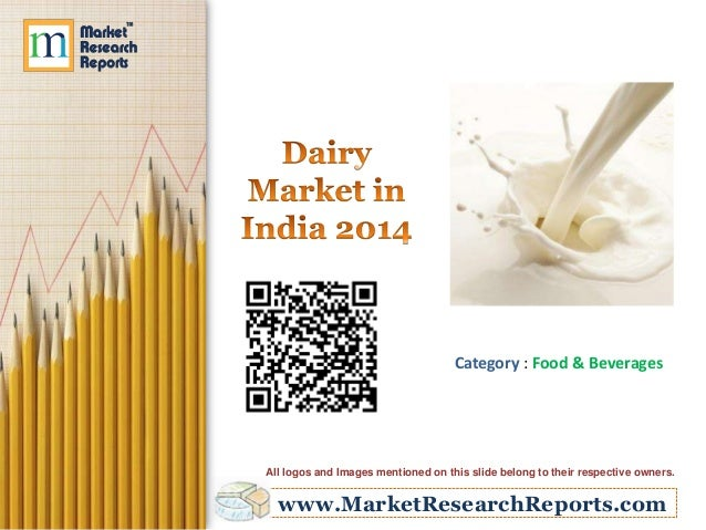 Dairy Market in India 2014