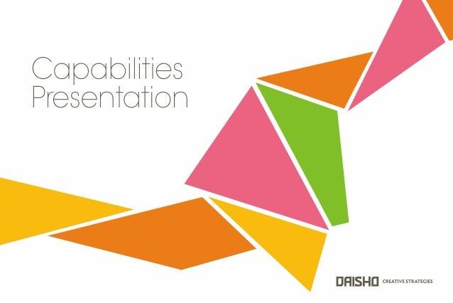 branding web and graphic design portfolio for daisho creative strate
