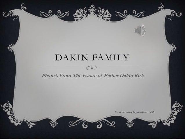 Dakin Family 2014