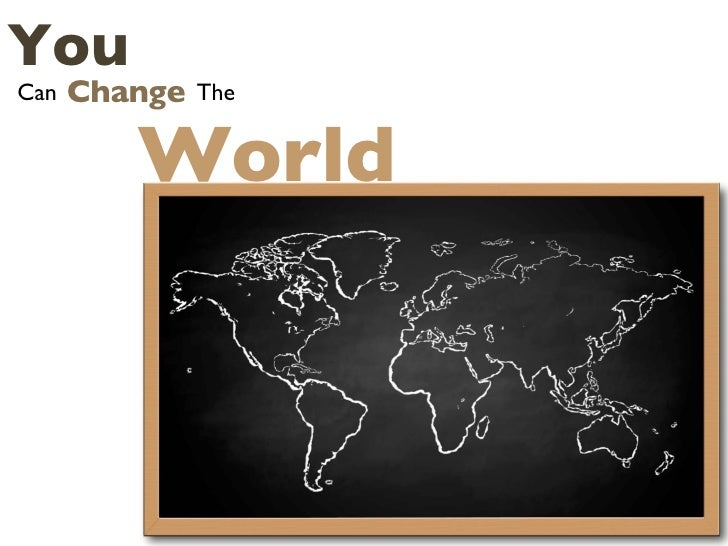 Volunteering Locally to Change the world
