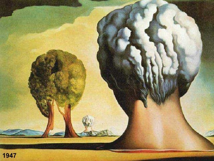 Pinturas de Salvador Dali