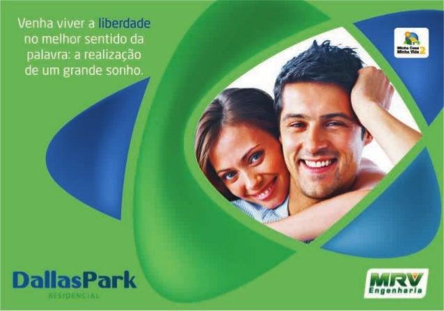 MRV Folder Dallas Park | Campina Grande - PB