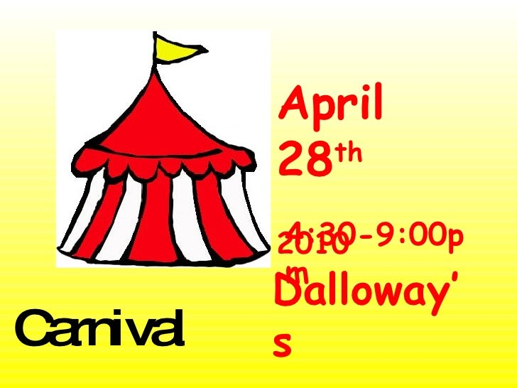 Dalloway's Carnival