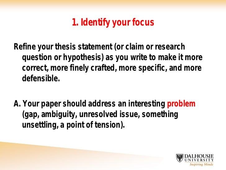 Dissertation student voice