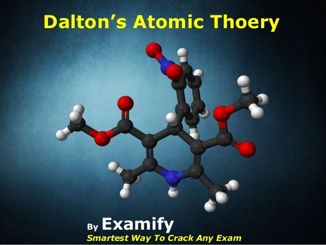 john dalton and atomic theory John dalton and the atomic theory: the biography of a natural philosopher, by elizabeth c patterson - book suggestion booklist for john dalton.