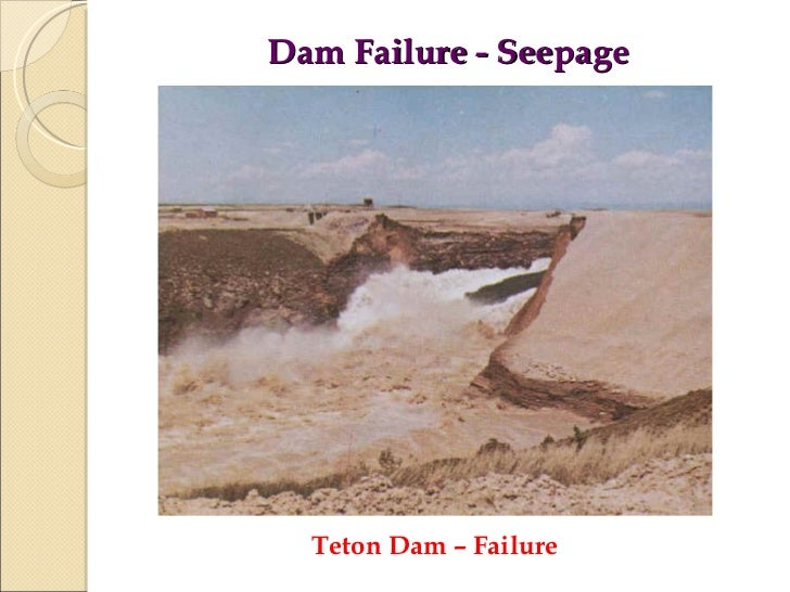 seepage control in earthen dams Earthen dams unit iv btci09007 cause of failure of earthen dams • the main cause of earthen dam can be seepage control in earth dams seepage control.
