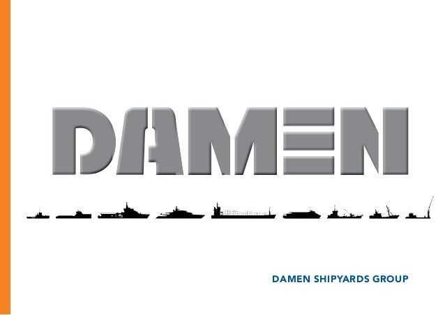 Damen Corporate Brochure