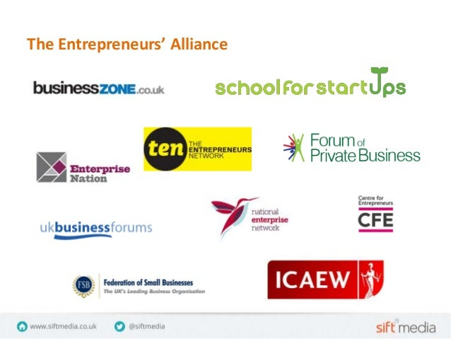 SME Growth Hack - UK Entrepreneurs Alliance
