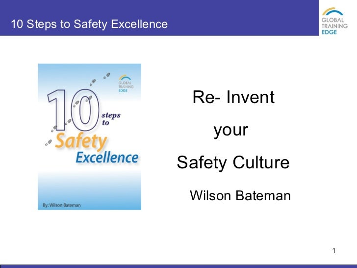 10 Steps To Safety Excellence 2010 Generic