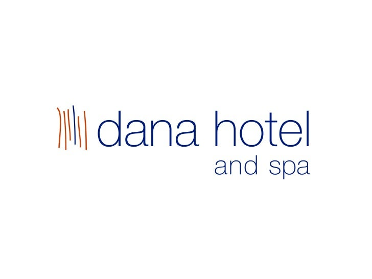 Dana Hotel And Spa Slide Show Early Version Powerpoint