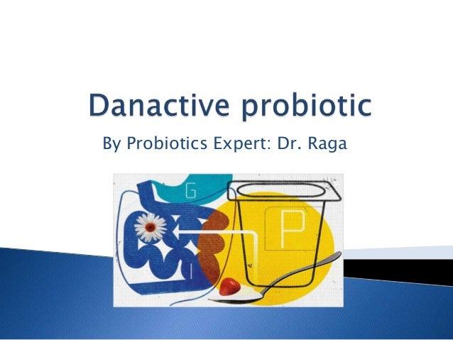DanActive Probiotic