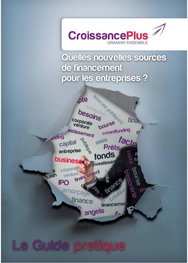 Parmi les objectifs de CroissancePlus , il en est un qui vise à favoriser la création de richesse et de valeur en France e...