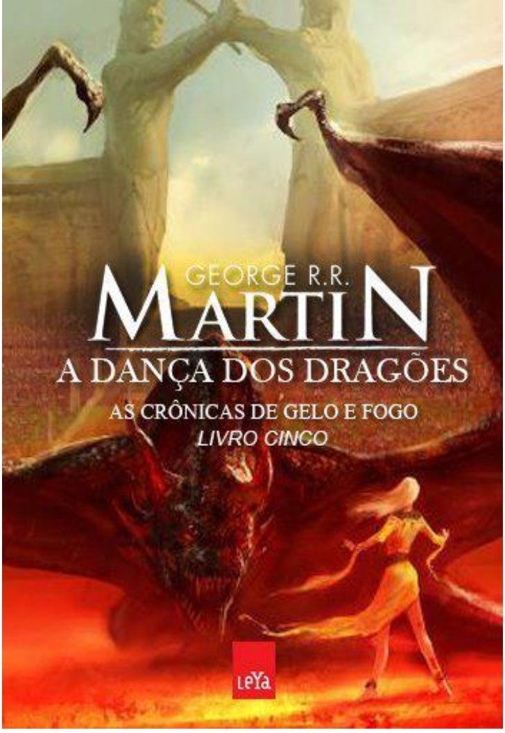 Danca dos dragoes.vol.5