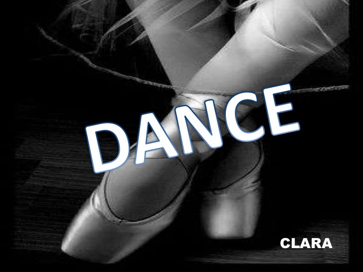 DANCE <br />CLARA <br />