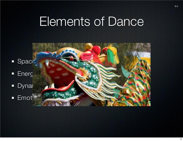 history of dance essay