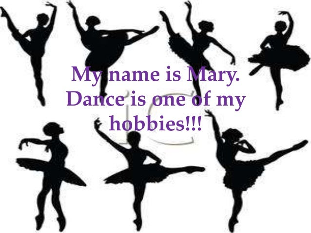 my hobby in dance My sister and i are arguing is dancing considered a sport or hobby/ what do u think.