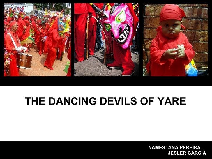Dancing Devils Of Yare