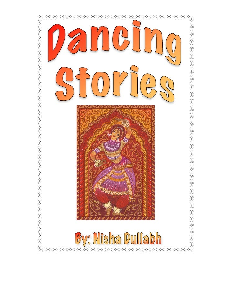 I dedicate this book to my passion for dance and  those that have supported my love from the                very beginning...