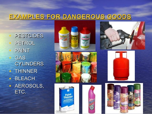 dangerous goods regulations The carriage of dangerous goods and use of transportable pressure equipment regulations 2007 came into force on 1 july 2007 they succeed the 2004 regulations and now include the carriage of.