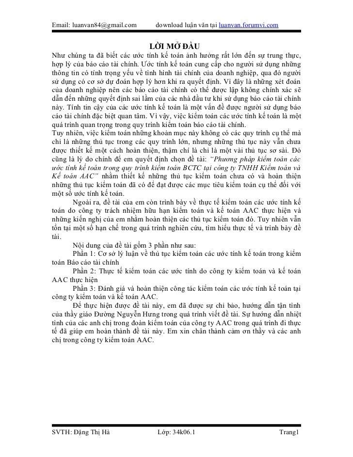 Email: luanvan84@gmail.com        download luận văn tại luanvan.forumvi.com                                LỜI MỞ ĐẦUNhư...