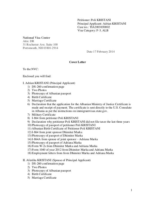 Cover Letter Example Simple Cover Letter Example For Job  How To Write A Simple Cover Letter