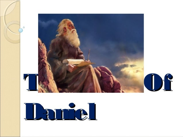 The Book OfThe Book Of DanielDaniel