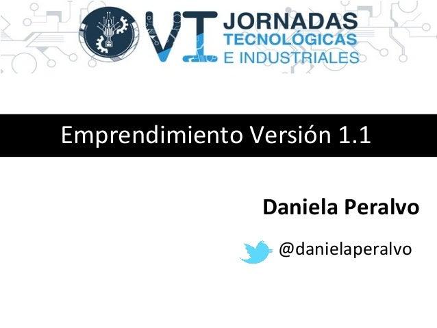 Emprendimiento versión 1.1