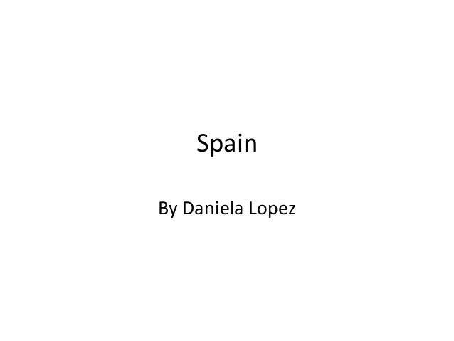 Daniela spain 1