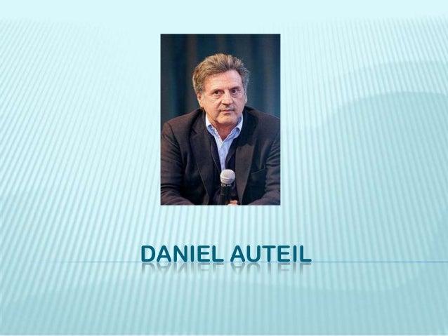 DANIEL AUTEIL