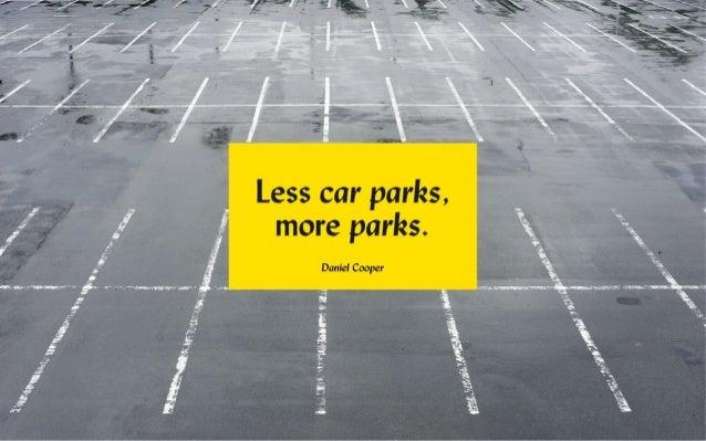 Movement for Liveable London Street Talks - Daniel Cooper 11th December 2012