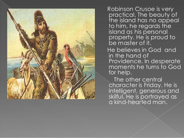 an analysis of the robinson crusoes escape a novel by daniel defoe In this lesson, we'll explore daniel defoe's 'robinson crusoe' while examining themes present in the work you may also learn some handy skills if you ever find yourself shipwrecked and having to survive on an island for 28 years she ain't seaworthy before there was tom hanks, castaway and that blood-stained beach.