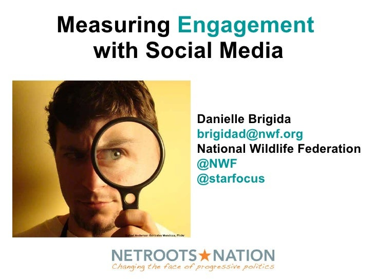 Measuring Engagement with Social Media