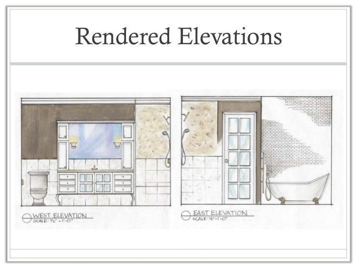 Danielle haughian interior design portfolio 2012 for Interior elevation designs