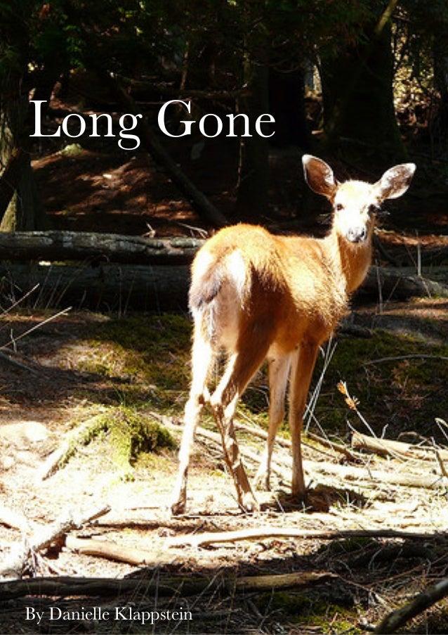 Long GoneBy Danielle Klappstein