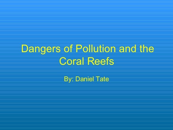 Daniels Coral Reefs   Daniel Tate