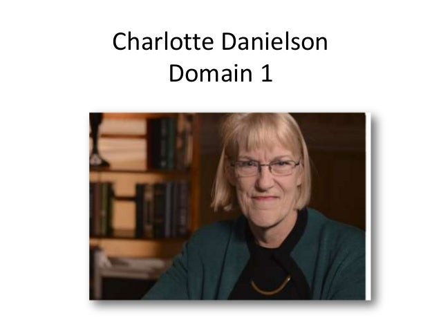 Charlotte Danielson Domain 1