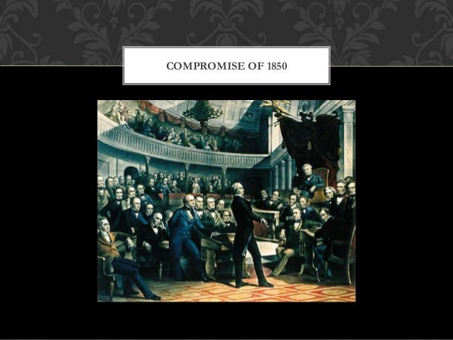 compromise of 1850 dbq 1987 dbq - compromise of 1850 - download as pdf file (pdf), text file (txt) or read online.