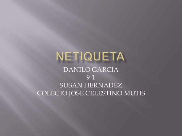 DANILO GARCIA             9-1     SUSAN HERNADEZCOLEGIO JOSE CELESTINO MUTIS