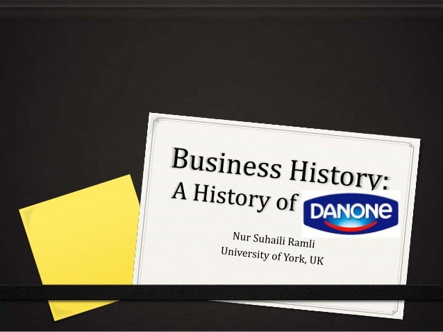 Who is Danone? 0 Danone was founded by Isaac Carasso. 0 It was founded in 1919, Barcelona, Spain. 0 Danone was named after...