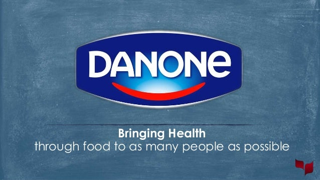 danone case study knowledge management At danone, the parent company of dannon, the answer is the global food  in  sldbs for the development of food safety management systems  to aid in the  government recognition initiative, gfsi is working on an efficiency study through   by the public because there is a hunger for this knowledge.