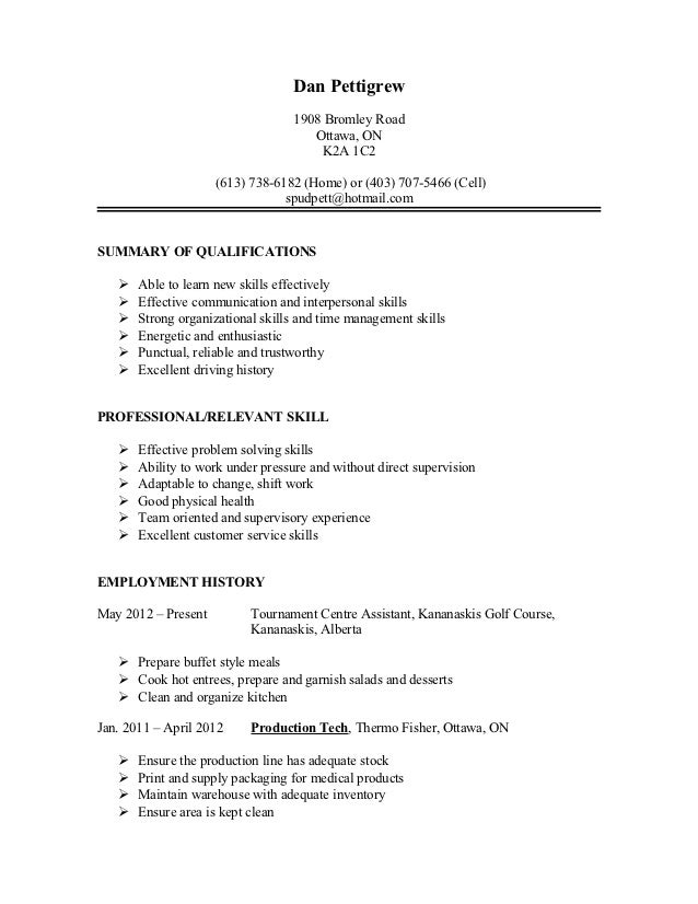 auto body resume - Roberto.mattni.co