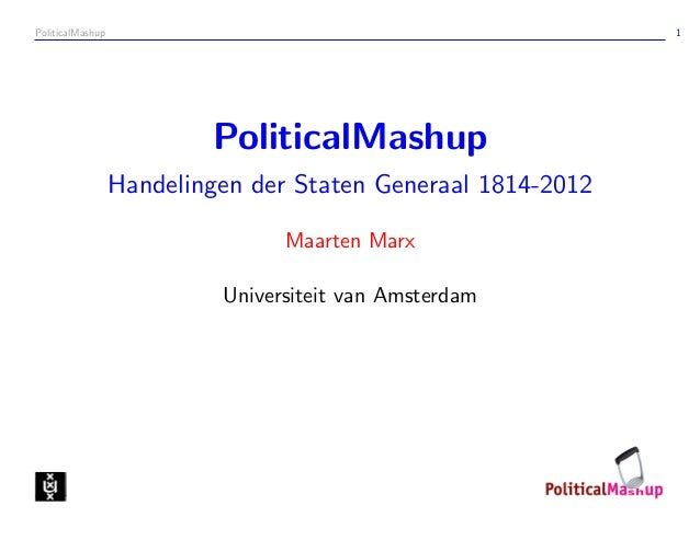 PoliticalMashup                                               1                          PoliticalMashup                  ...