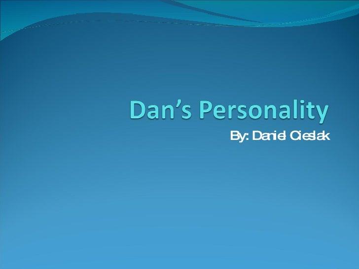 Dan's Power point