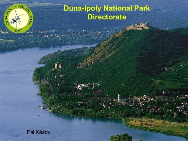 Duna-Ipoly National ParkDirectoratePál Kézdy